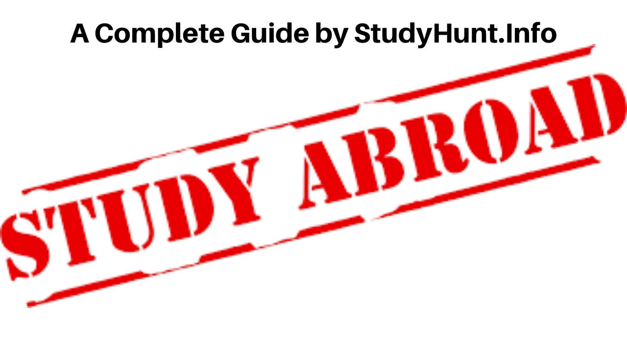 Strategy for Scholarships Aspirants | Study Abroad